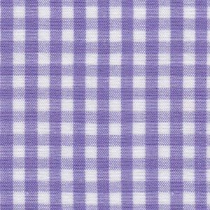 1/8 Gingham Purple Gingham