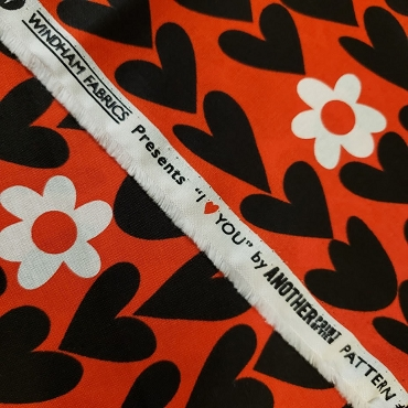 I Love You - Windham Fabrics