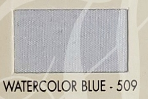 Imperial Broadcloth - Watercolor Blue 509 by Spechler Vogel Textiles