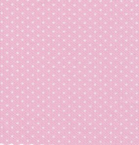 White Dots on Pink Pique 106