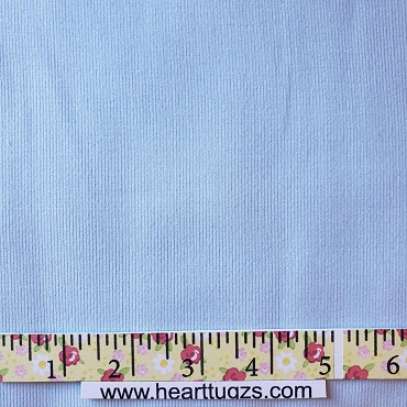 Blue Corduroy by Fabric Finders