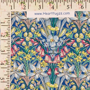 HigH SuMmEr FLoWeR Show - Liberty of London - Addlington Hall B - 100% cotton - Riley Blake Designs