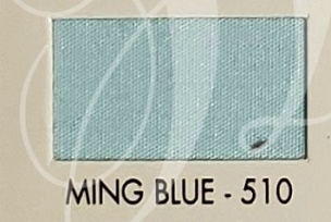 Imperial Broadcloth -  Ming Blue 510 by Spechler Vogel Textiles