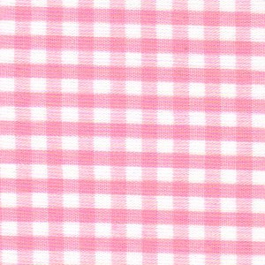 1/8 Gingham Pink Gingham