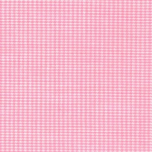 Pink Microcheck 1/32 Gingham