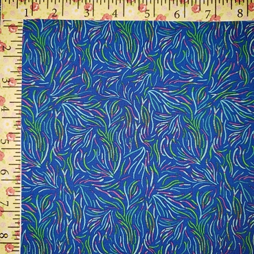 West Palm by Katie  Skoog AGF Fabrics Playful Seaweed Nightglow WPA-54505