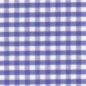 1/8 Gingham Royal Gingham