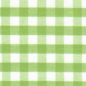 1/4 Gingham Sprout Check Fabric