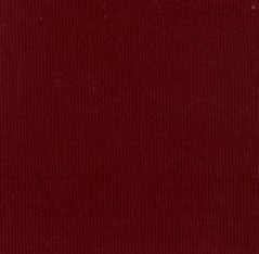Crimson Corduroy by Fabric Finders