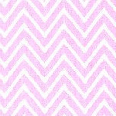 Pink Chevron by Fabric Finders