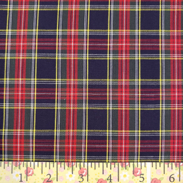 SB-51010D104-205-Multi Sevenberry Classic Plaids  Made in Japan