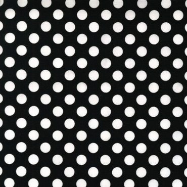 Black Spot On Dots by Robert Kaufman