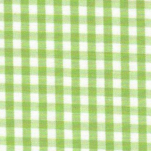 1/8 Gingham Sprout Check Fabric