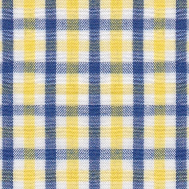Tattersall - T107 Yellow Blue