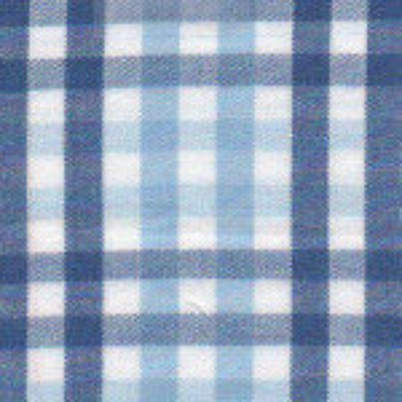 Tattersall - T88 Large Royal and Blue Check