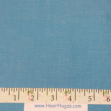 Solid - Turquoise Chambray TRQ119