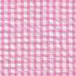 Seersucker Check Fabric #085 Bubblegum Pink