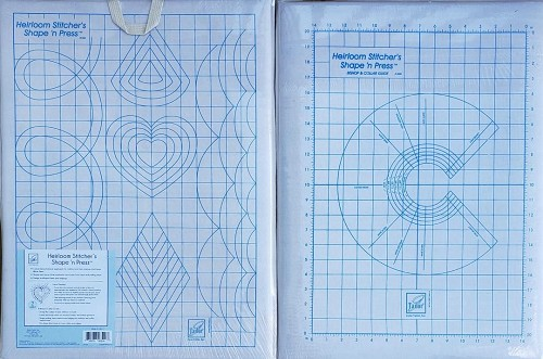 June Taylor Heirloom Stitchers Shape and Press